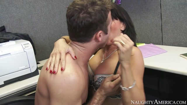 Lezley Zen & Chad White in Naughty Office American pie hot girls naked mile