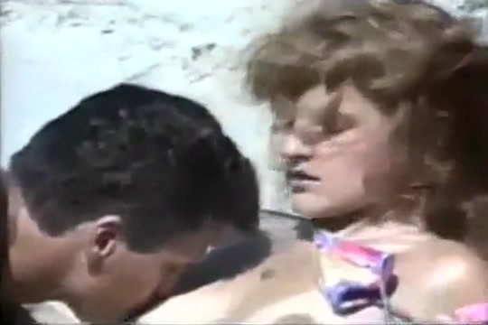 Hot passionate couple make love on the beach Horny housewifes fisting