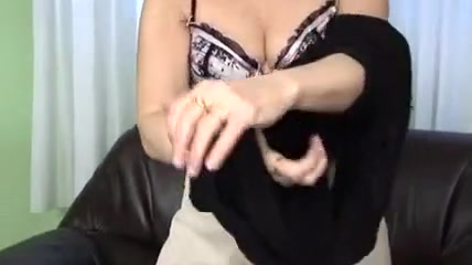 Mature slut fucks a cock, and a dildo. My nude mother in law