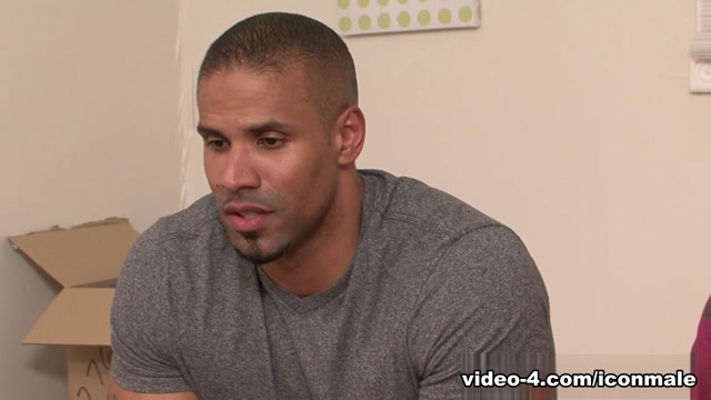 Lance Hart & Robert Axel in Straight Boy Seductions Video couples love making video