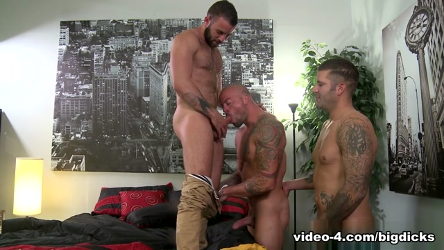 Sean Duran & Fernando Del Rio & Caleb Troy in Heartbreakr: Part 2 Video Cummings screw my sexy wife