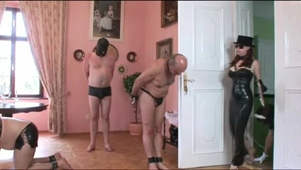 Mistress dominates more than one slave in collars Video Sxs Xxxl Full