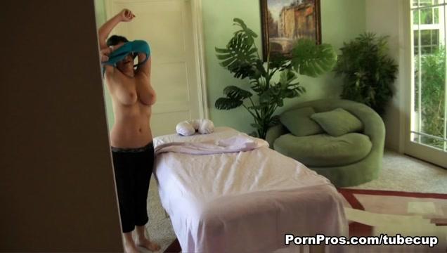 Nadia Nash in Nadia's Pervert Masseuse Experience - PornPros Video