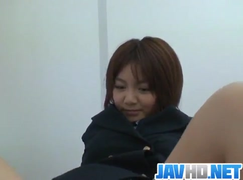 Meguru Kosaka amazes with her smooth blowjob free lesbian se games