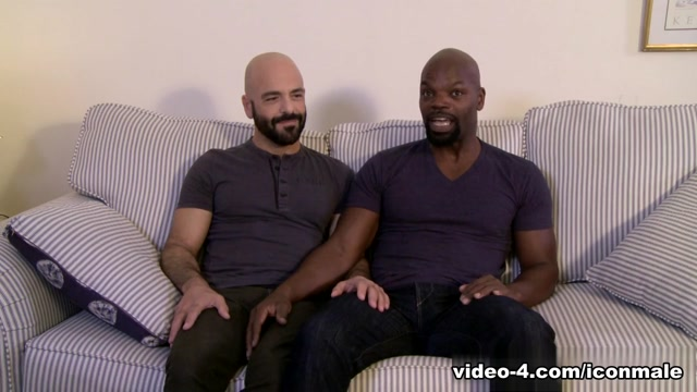 Adam Russo & Cutler X in Real Couples Bareback Video Big booty naked black hoe