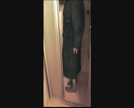 Amateur video of a crossdresser in stockings Hamster horny mature neighbor women