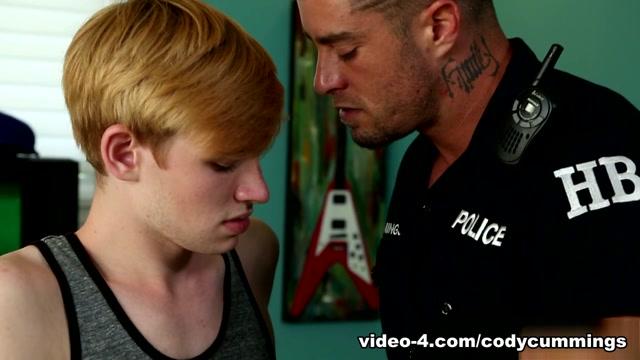Cody Cummings & Max McQueen in Strict Enforcement XXX Video Best nsa sex sites