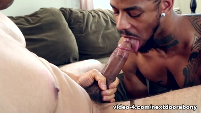 Jin Powers & Rex Cobra in Trying Guys XXX Video Swinger handjob