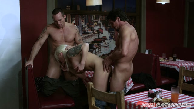 Brooke Haven, Marcus London & Tommy Gunn in Like Sister Like Slut, Scene 5 European erotic