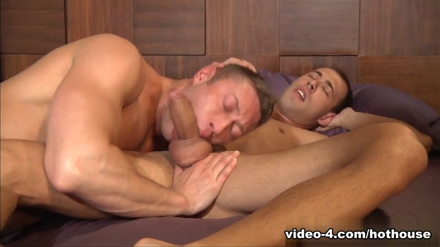 Brandon Jones & Johnny Ryder in Heatstroke Scene Black attack