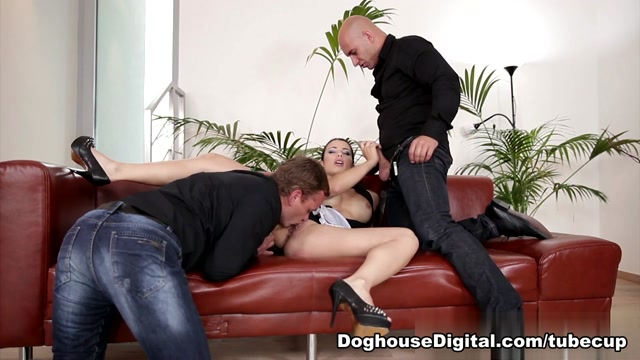 Mira Cuckold, Neeo, Thomas Lee in DP The Nanny With Me #02, Scene #03 Describe half life and how it is used with absolute hookup