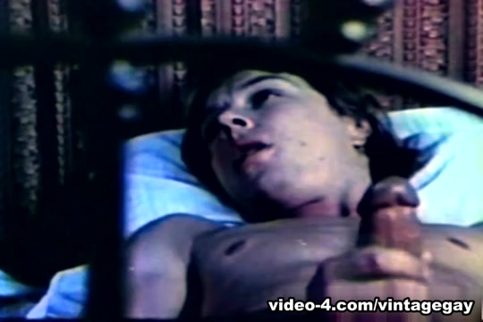 VintageGayLoops Video: Gold Rush Boys Fat Pussy And Fat Dick
