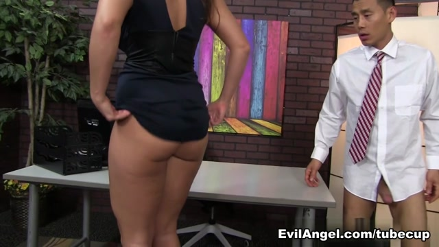 Alison Tyler,Keni Styles in When Porn Stars Attack #02, Scene #02 two girls and a elephant sex