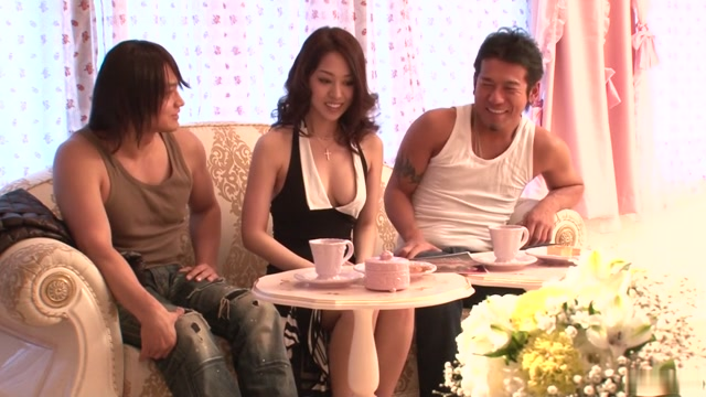 Amazing Japanese whore Ann Yabuki in Hottest JAV uncensored Blowjob clip woman mongolian anal sex