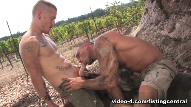 Drenched In Piss County featuring Race Cooper, Kennedy Carter Busty oiled german milf dacada banged