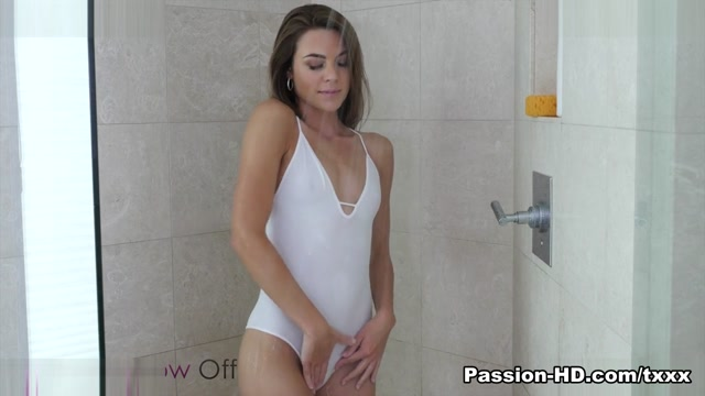 Ally Tate in Shower Show Off - PassionHD adult literacy in pakistan