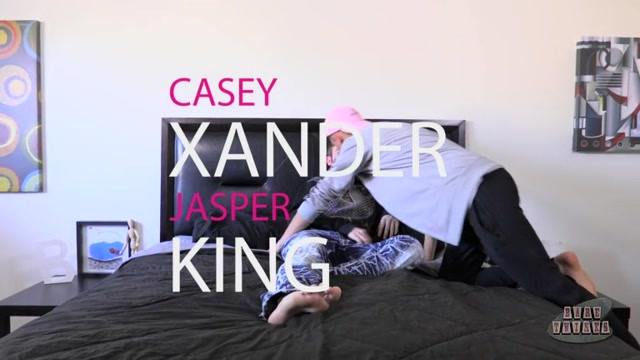Casey Gives Jasper Two Cum Loads! - Casey Xander Jasper King - BoyCrush k9 woman images hot tube