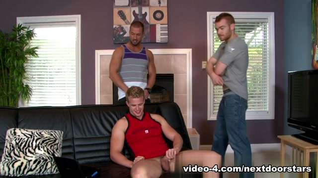 James Jamesson & Rod Daily & Cameron Foster in The Pop In XXX Video Sex Slave Women Porn