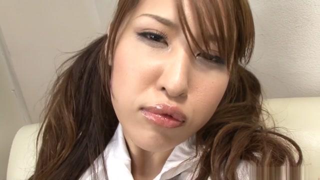 Amazing Japanese girl Ayaka Mizuhara in Hottest JAV uncensored Teen clip