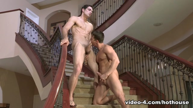 Darius Ferdynand & Jack King in Intensity - Part 1 Video friends mom cee cum