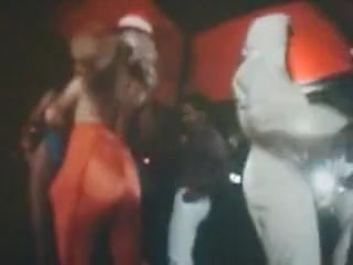 John Holmes vs. Candy Samples Vintage famous man in the nude