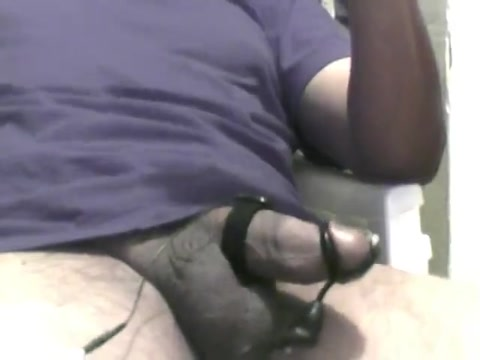 Estim blast from a 7 hour session Hardcore Ebony Hd Movies