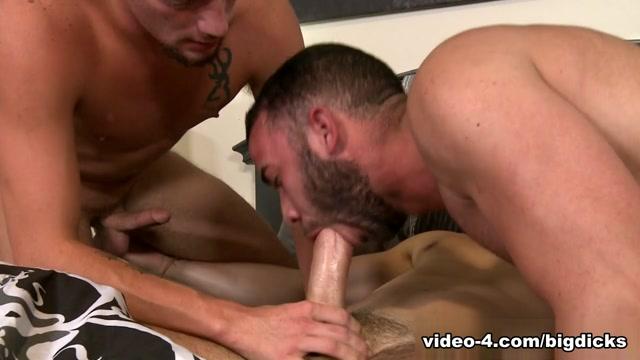 Valentin Petrov & Fernando Del Rio & Zeke Weidman in Neighborhood Cock Part 4 Video Lesbain sybain cum show