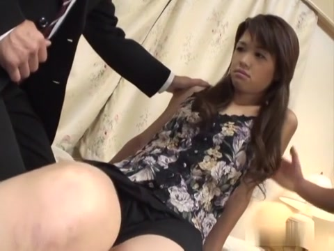 Amazing Japanese slut Warin Umino in Hottest JAV uncensored Group Sex clip Milf gives a bathroom blowjob