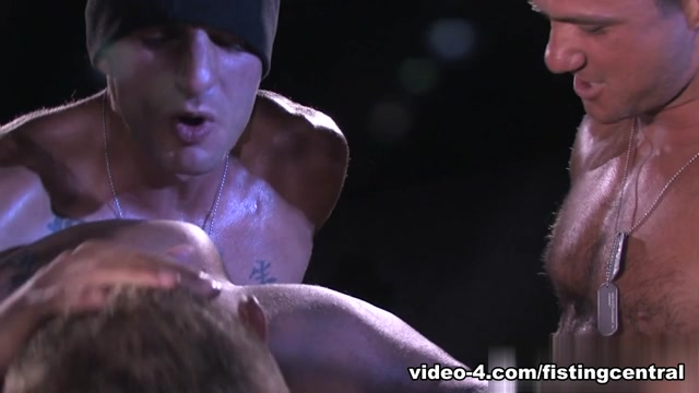 Fistpack 17: Grunts Fisting - Arm Of One featuring Mason Garet, Ricky Sinz, Trey Casteel Kareena kapoor big boob porn