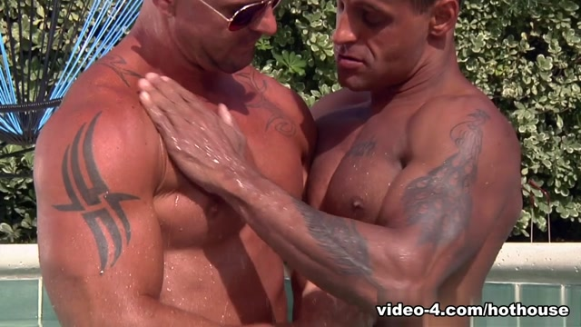 Mitch Vaughn & David Benjamin in Trunks 8 Video lisa marie presly nude