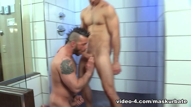 Manuel Deboxer & Gabriel Clark in A Long Awaited Fuck XXX Video Anita J