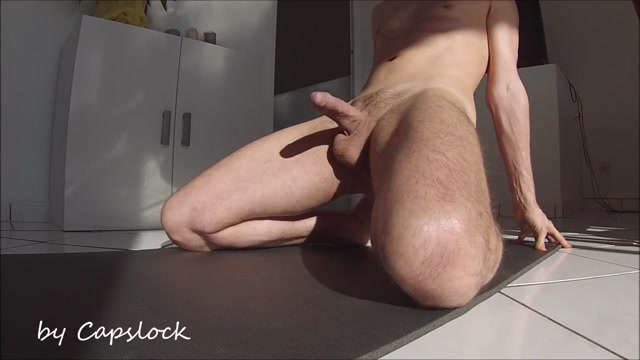 a mouthful at the gloryhole Making that pussy cum
