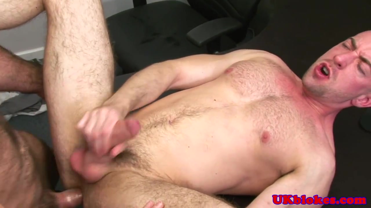 Muscled Spencer Reed anal boinking Sissy cosplay