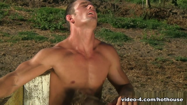 Brian Bonds & Ryan Rose in Saddle Up Video girls stripping eachother and having sex