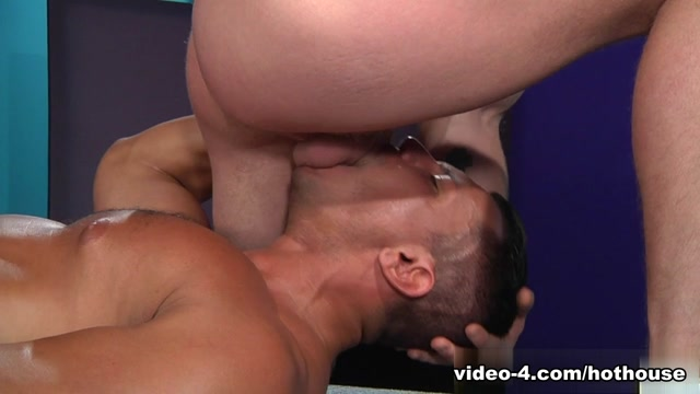 Connor Maguire & Angelo Marconi in Pumped Video girls spanking girls videos