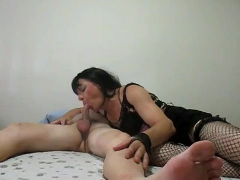 FeKissLicia ch 3 Girl gets fucked so hard she crys