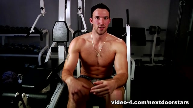 Trystan Bull in Gym Tricks XXX Video sexy blonde doctor with big tits fucks her patient 1