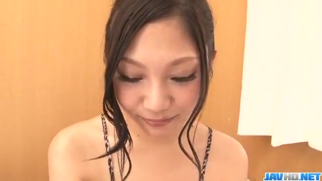 Maki Takei gets panties removed and fucked hard Three maids hentai