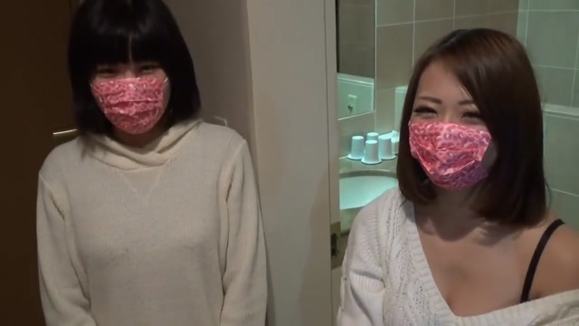 Jpn Cute Babes Yme&Rina Lesbian play Teen caught by police options to avoid