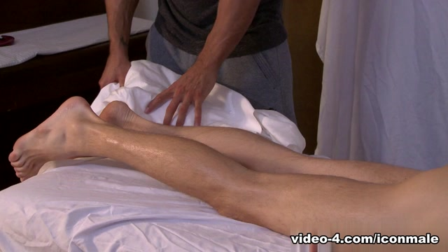 Sam Truitt & Brock Avery in Gay Massage House 2 Video sexy afv head gut or groin