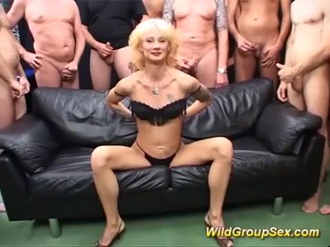 skinny tattooed MILF wild gang banged Milfs in the kitchen nude