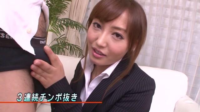 Fabulous Japanese girl Mami Asakura in Incredible JAV uncensored Blowjob video