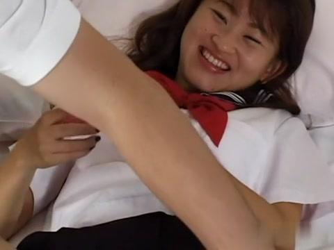 Horny Japanese girl in Best JAV uncensored Dildos/Toys scene