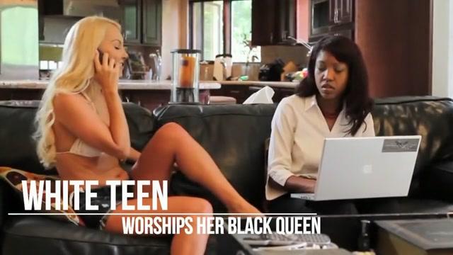 Blonde Teen Worships Black Girl Roommate nude hairy korean teens