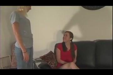 OTK Spanking Big breast and good sex