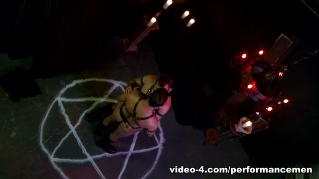 Phenix Saint & Jake Jennings in The Demon Inside Video Bbw Belly Leak
