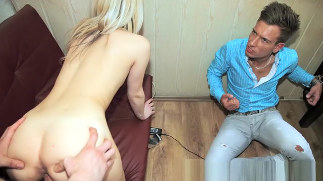 Punished with girlfriend fuck Amateur fuck slut wife