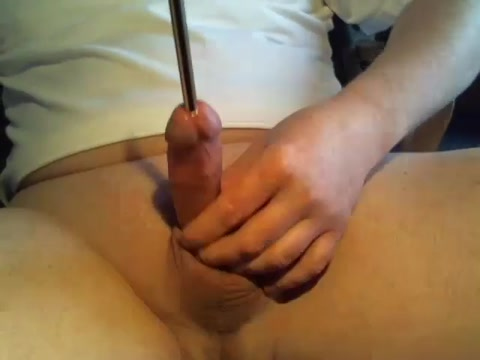 Insertion in pumped Cunt Hot guys haveing sex