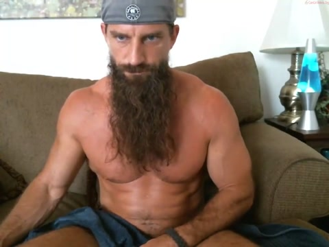 long bearded muscle guy solo #3 Eva amurri californication