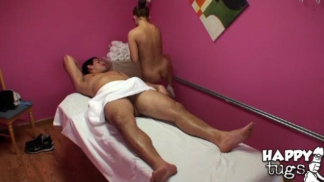 Naughty masseuse Nikko Jordan